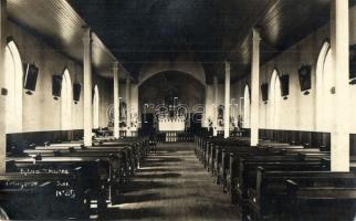 Antler, Church interior, photo (EK)