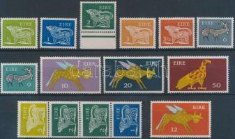 1971-1974 15 db Forgalmi bélyeg