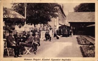 Miskolc, Polgári Kaszinó Egyesület kuglizója