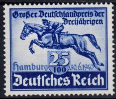 1940 Kék szalag nagydíj, Hamburg Mi 746