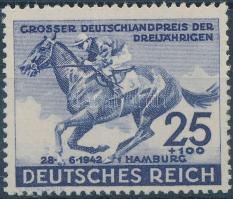 1942 Német lóverseny Mi 814