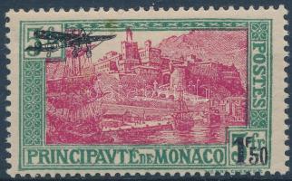 1933 Forgalmi felülnyomott bélyeg Mi 137