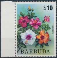 Definitive: Flower margin, Forgalmi: Virág ívszéli
