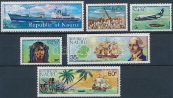 1974 175 éve fedezték fel Naurut sor Mi 105-110