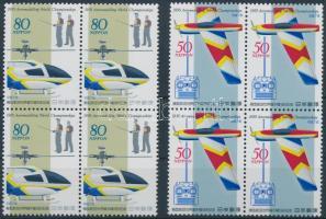 Aircraft models World Cup set in blocks of 4, Repülőgép modell VB. sor négyestömbökben