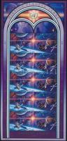 1992 Az űrutazás éve kisív Mi 219-220