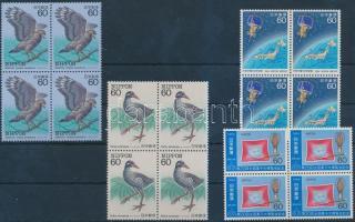 1983-1984 4 klf négyestömb