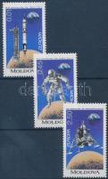1994 Europa CEPT felfedezések és találmányok sor Mi 106-108