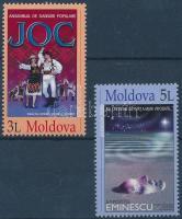 2003 Europa CEPT plakátművészet sor Mi 463-464
