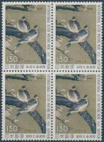 1981 Nemzetközi bélyeghét négyestömb Mi 1487
