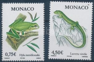 2004 Mediterrán élővilág sor Mi 2683-2684