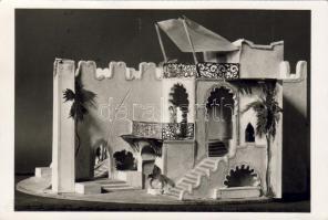 1936 Vienna, Wien; Internationale Austellung für Theaterkunst, Prof. Robert Kautsky