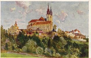 Linz an der Donau, Pöstlingbergkirche / church s: Ruep