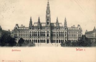 Vienna, Wien I. Rathaus / town hall