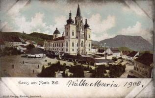 Mariazell, Basilica