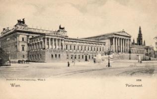 Vienna, Wien I. Parlament