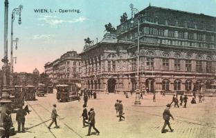 Vienna Wien I. Opernring Vienna, Wien I. Opernring