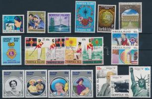 1964-1986 20 klf bélyeg
