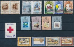 1988-1990 1 önálló érték, 5 klf sor