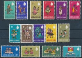 Definitive Folklore set Forgalmi: folklór sor