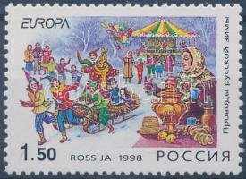 1998 Europa CEPT nemzeti ünnepek Mi 658