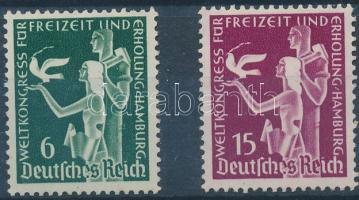 1936 Szabadidő és regenerálódás sor Mi 622-623