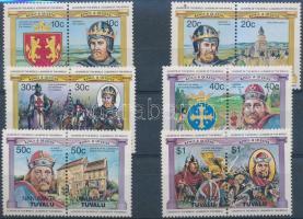 British rulers 6 pairs Brit uralkodók 6 pár