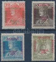 Szeged 1919 Károly-Zita sor Bodor vizsgálójellel