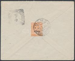 Censorship letter to Ravenna, Cenzúrás levél Ravennába