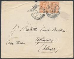 Letter to Italy, Levél Olaszországba