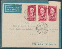 Airmail to Rome, Légi levél Rómába