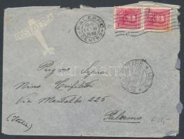 1936 Légi levél Olaszországba