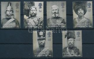 2004 150 éve tört ki a Krími háború sor Mi 2246-2251