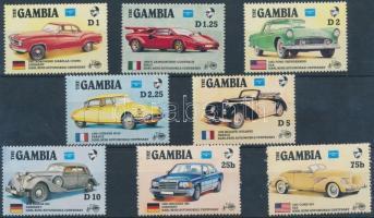 Stamp Exhibition set (perf fault), Bélyegkiállítás sor (eltömődött fogak)