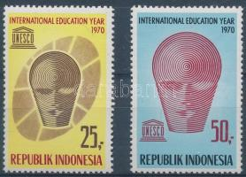 1970 UNESCO sor Mi 680-681