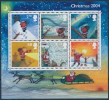 2004 Karácsony blokk Mi 21