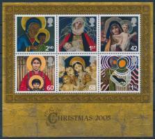 2005 Karácsony blokk Mi 29