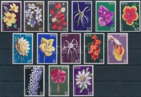 1984 Virág sor Mi 168-181 I