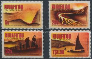 1983 Vulkánok sor Mi 23-26