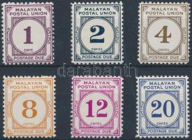 1964 Portó sor Mi 1-6 C