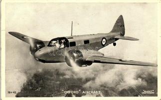 Oxford Aircraft, Oxford repülőgép