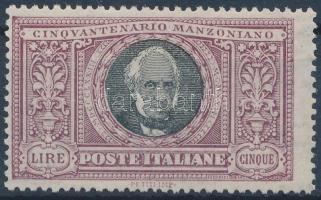 1923 Alessandro Manzoni Mi 193
