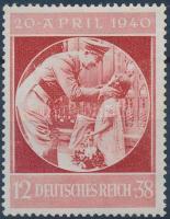 1940 Hitler Mi 744