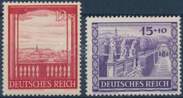 1941 Bécsi vásár sor Mi 804-805