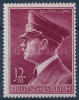 1942 Hitler Mi 813y