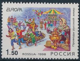1998 Europa CEPT: nemzeti ünnepek Mi 658