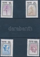 2001 Forgalmi sor Mi 885-888