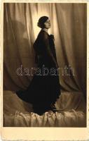 1930 Lady photo, 1930 Hölgy, fotó