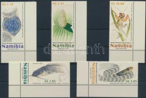 2003 biológiai felfedezések ívsarki sor Mi 1097-1101