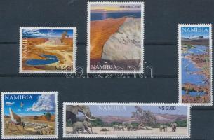 2003 Namíb és Kalahári vádik sor Mi 1077-1081